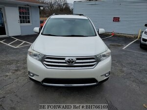 Used 2013 TOYOTA HIGHLANDER BH766169 for Sale