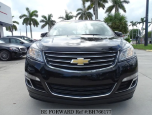 Used 2017 CHEVROLET TRAVERSE BH766177 for Sale