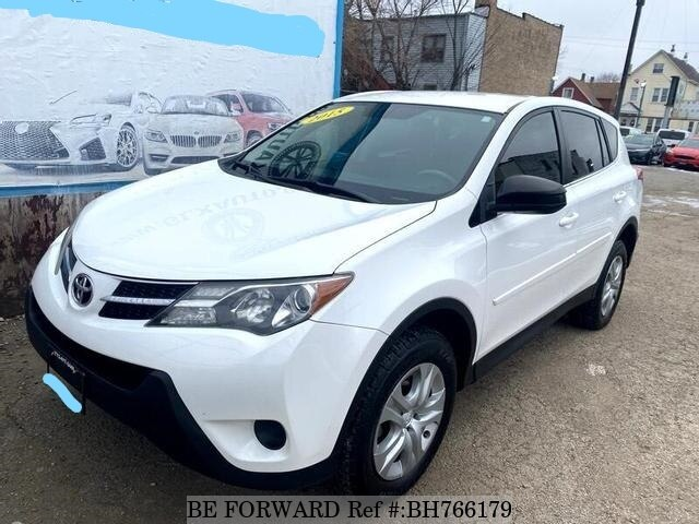 Used 2015 TOYOTA RAV4 BH766179 for Sale