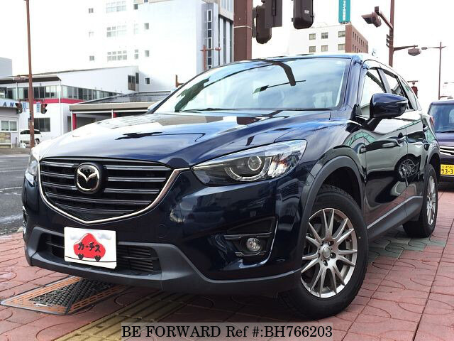 Used 2014 MAZDA CX-5 BH766203 for Sale