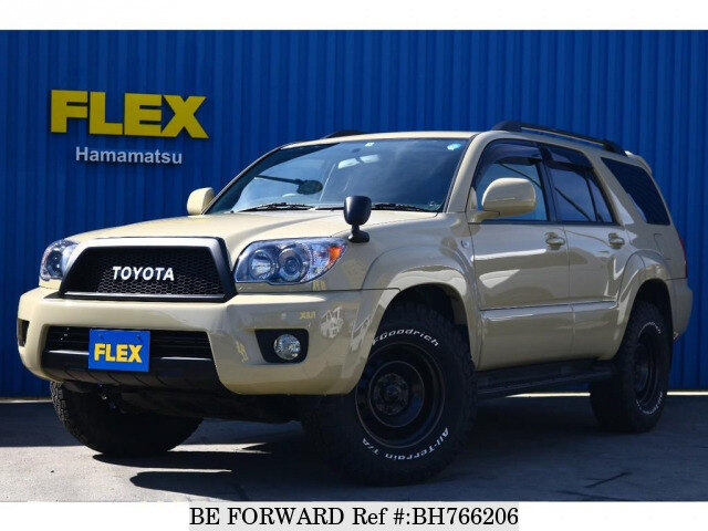 Used 2007 TOYOTA HILUX SURF BH766206 for Sale