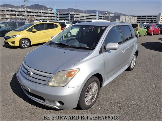 Used 2006 TOYOTA IST BH766513 for Sale