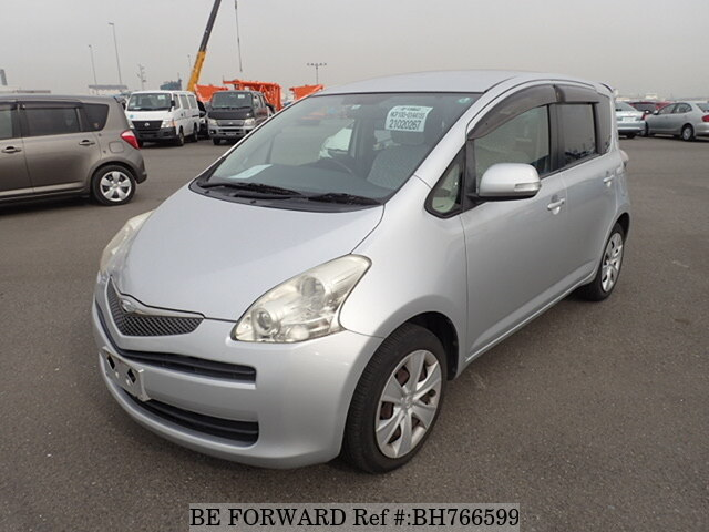 Used 2009 TOYOTA RACTIS BH766599 for Sale