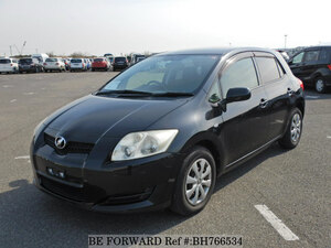 Used 2008 TOYOTA AURIS BH766534 for Sale