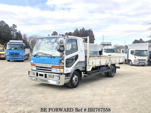 Used 1995 MITSUBISHI FIGHTER BH767558 for Sale