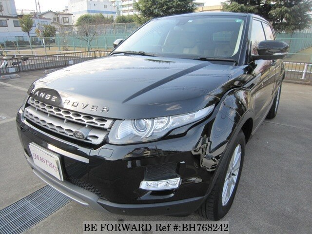 Used 2013 LAND ROVER RANGE ROVER EVOQUE BH768242 for Sale