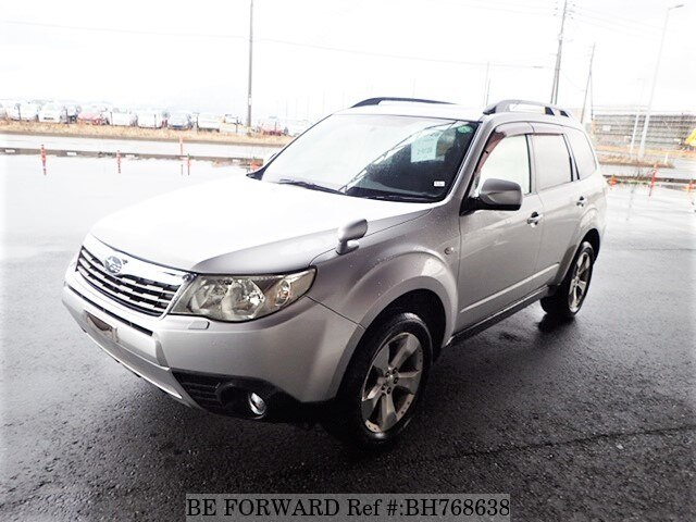 Used 2010 SUBARU FORESTER BH768638 for Sale
