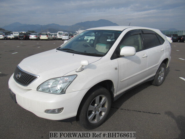 Used 2004 TOYOTA HARRIER BH768613 for Sale