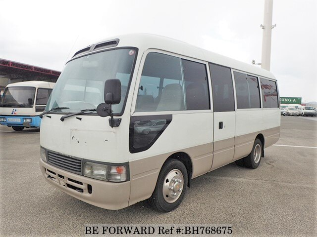 Used 1995 TOYOTA COASTER BH768675 for Sale