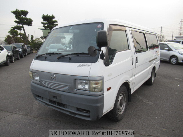 Used 2008 MAZDA BONGO BRAWNY VAN BH768748 for Sale