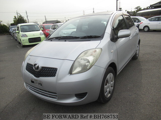 Used 2006 TOYOTA VITZ BH768753 for Sale