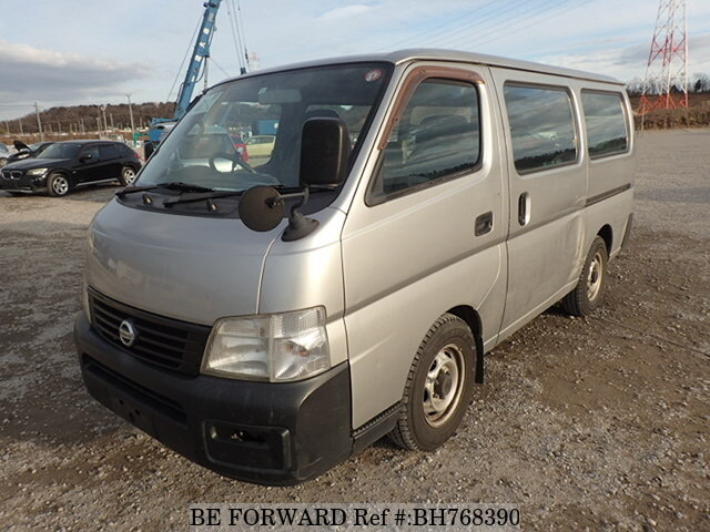 Used 2003 NISSAN CARAVAN VAN BH768390 for Sale