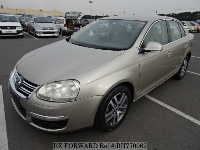 Used 2006 VOLKSWAGEN JETTA BH770062 for Sale