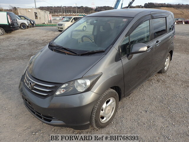 Used 2008 HONDA FREED BH768393 for Sale
