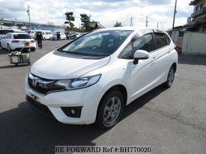 Used 2015 HONDA FIT HYBRID BH770020 for Sale