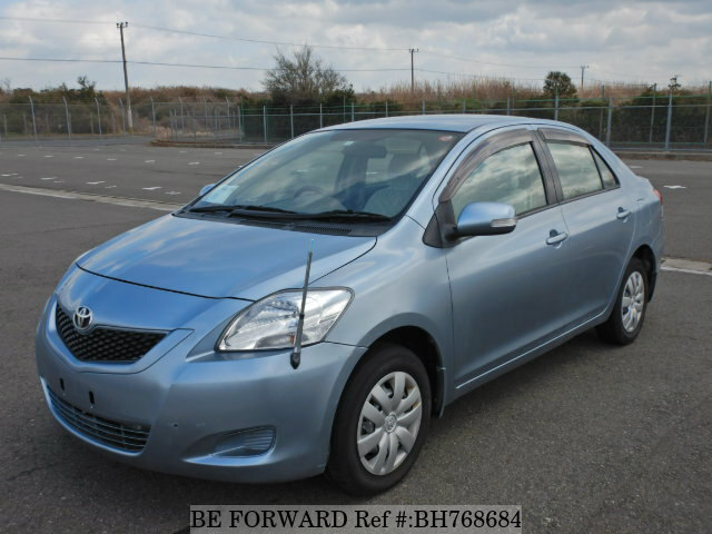 Used 2010 TOYOTA BELTA BH768684 for Sale