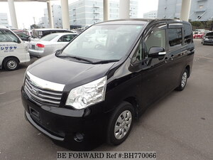 Used 2012 TOYOTA NOAH BH770066 for Sale