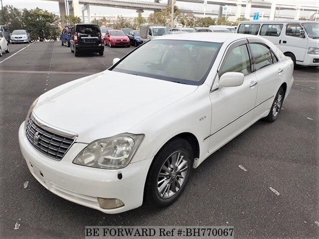 Used 2006 TOYOTA CROWN BH770067 for Sale