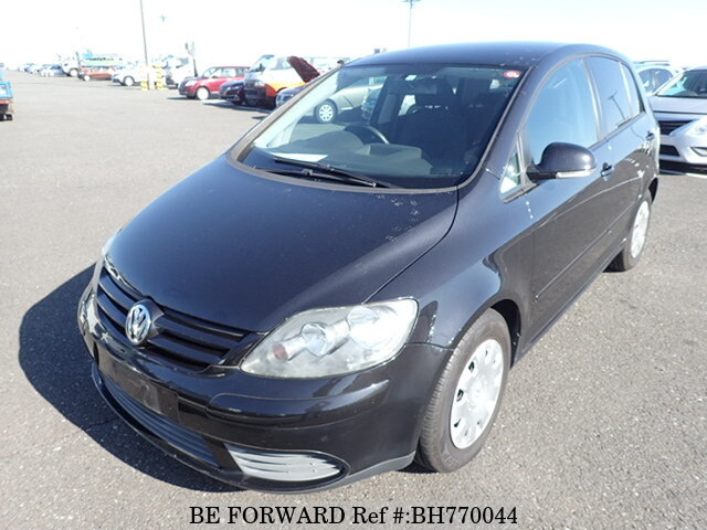Used 2006 VOLKSWAGEN GOLF PLUS BH770044 for Sale