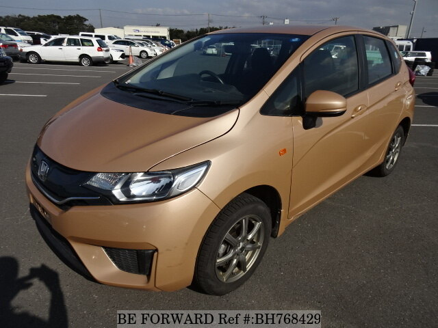 Used 2013 HONDA FIT BH768429 for Sale