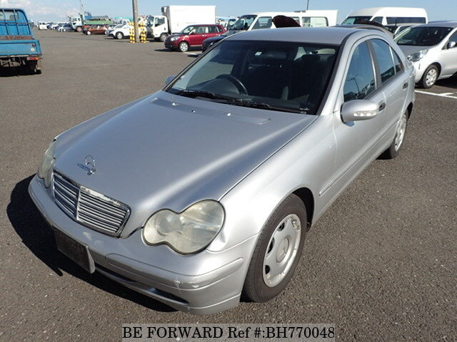 Used 2003 MERCEDES-BENZ C-CLASS BH770048 for Sale
