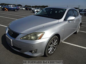 Used 2007 LEXUS IS BH770072 for Sale