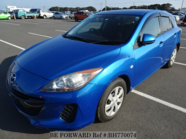 Used 2012 MAZDA AXELA SPORT BH770074 for Sale