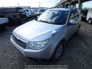 Used 2010 SUBARU FORESTER BH768405 for Sale