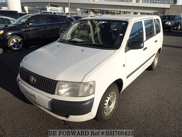 Used 2004 TOYOTA PROBOX WAGON BH768423 for Sale