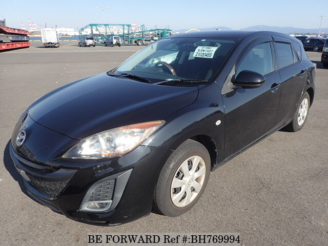 Used 2010 MAZDA AXELA SPORT BH769994 for Sale