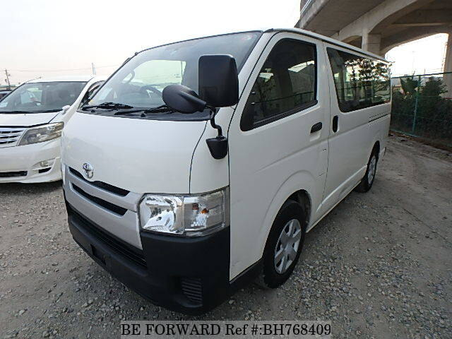 Used 2015 TOYOTA HIACE VAN BH768409 for Sale