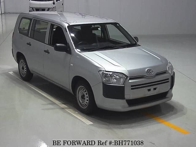 Used 2016 TOYOTA SUCCEED BH771038 for Sale