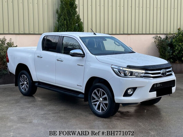 Used 2018 TOYOTA HILUX BH771072 for Sale