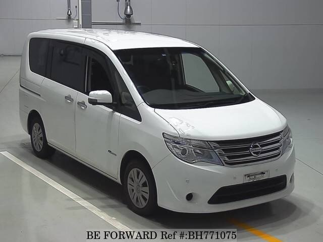 Used 2016 NISSAN SERENA BH771075 for Sale