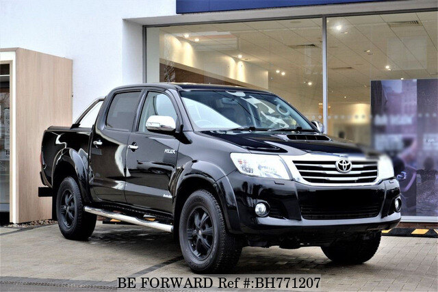 Used 2015 TOYOTA HILUX BH771207 for Sale