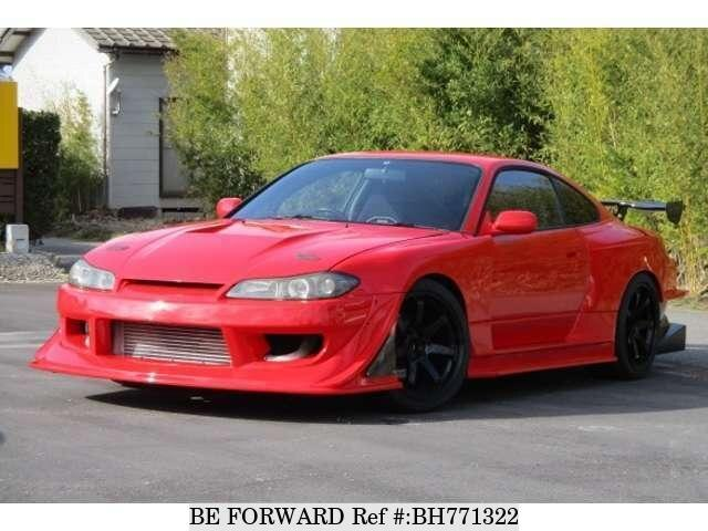 Used 2000 NISSAN SILVIA BH771322 for Sale