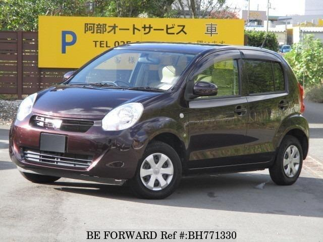 Used 2011 TOYOTA PASSO BH771330 for Sale