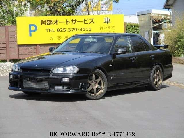 Used 1998 NISSAN SKYLINE BH771332 for Sale