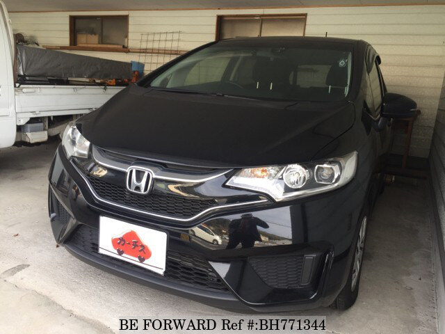 Used 2016 HONDA FIT BH771344 for Sale