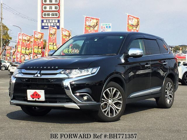 Used 2017 MITSUBISHI OUTLANDER BH771357 for Sale
