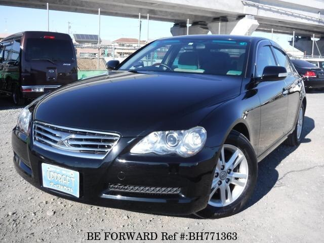 Used 2009 TOYOTA MARK X BH771363 for Sale