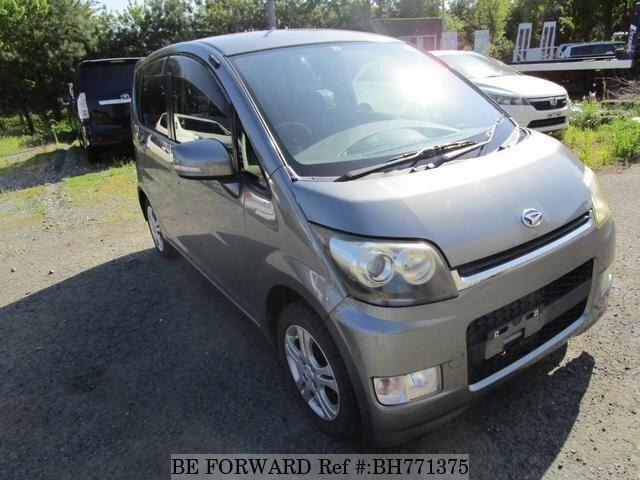 Used 2008 DAIHATSU MOVE BH771375 for Sale