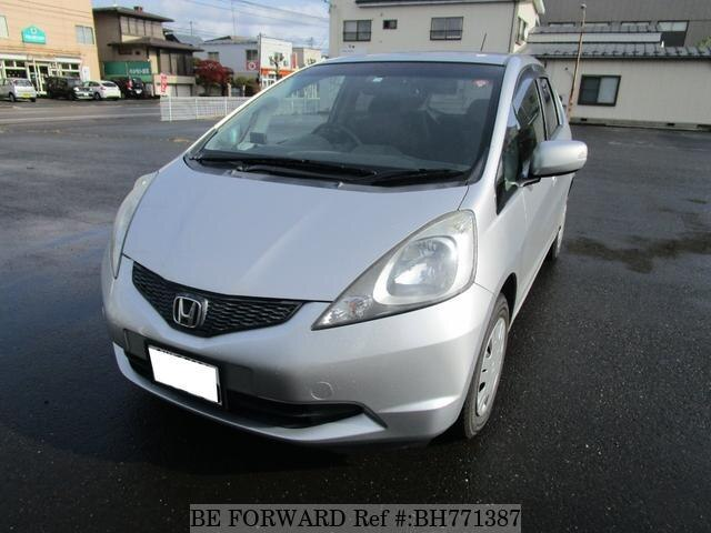 Used 2010 HONDA FIT BH771387 for Sale