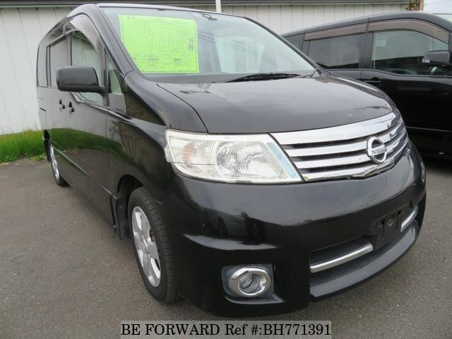 Used 2007 NISSAN SERENA BH771391 for Sale
