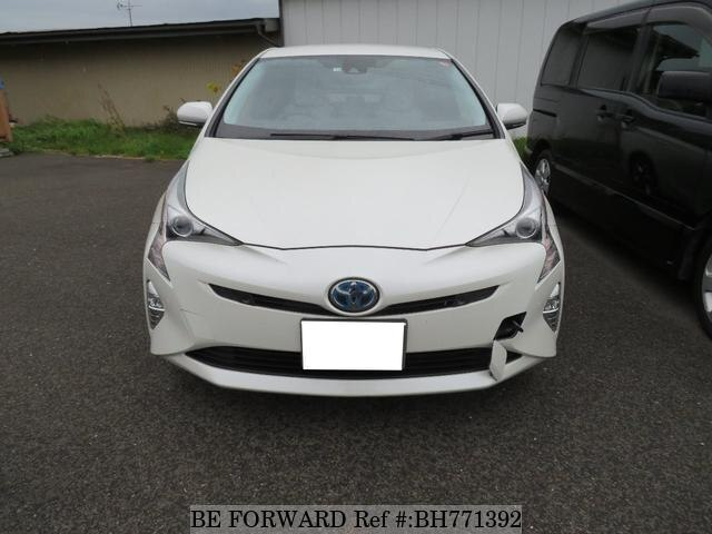 Used 2016 TOYOTA PRIUS BH771392 for Sale
