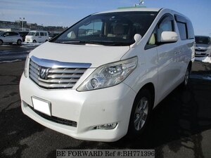 Used 2008 TOYOTA ALPHARD BH771396 for Sale