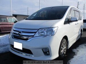 Used 2011 NISSAN SERENA BH771397 for Sale