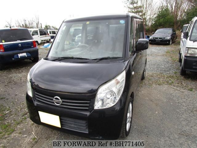 Used 2010 NISSAN ROOX BH771405 for Sale