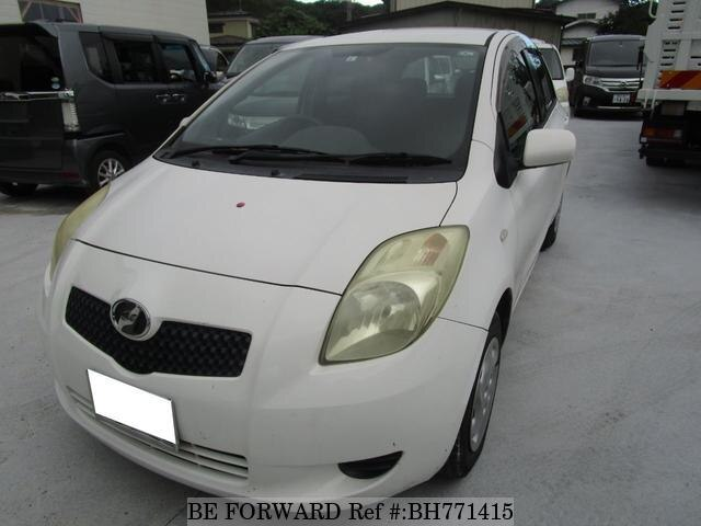 Used 2005 TOYOTA VITZ BH771415 for Sale