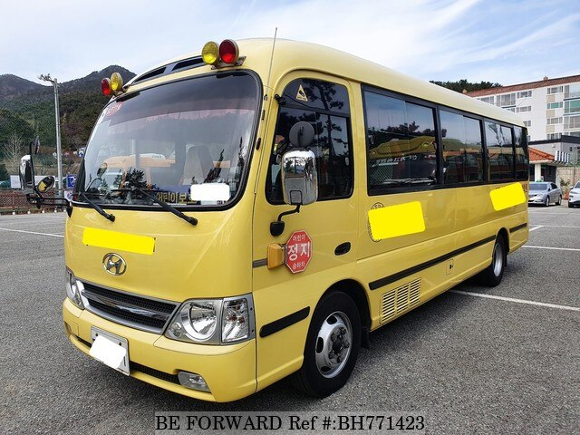 Used 2009 HYUNDAI COUNTY BH771423 for Sale
